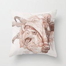 Cherubim Throw Pillow