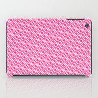 Pink Pattern iPad Case