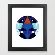 Framed Art Print featuring Remember To Forget by Anai Greog