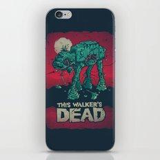 Walker's Dead V2 iPhone & iPod Skin