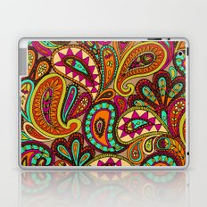 Basic Paisley  Laptop & iPad Skin