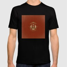 Perceive Self SMALL Black Mens Fitted Tee