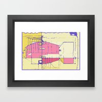 Oppenheimer's Toy Framed Art Print