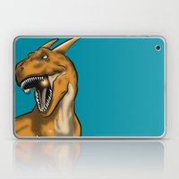 Charisaurus Rex Laptop & iPad Skin