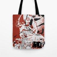 AT-AT Driver And Navigat… Tote Bag