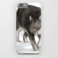 Arctic wolf iPhone 6 Slim Case