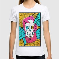 Death Grip #1 Womens Fitted Tee Ash Grey SMALL