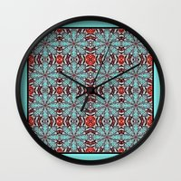 Blue Bayou Wall Clock