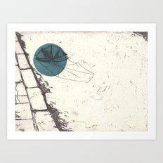 Kensington (I) Art Print