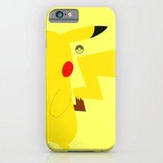 Pikachu(Smash) iPhone 6 Slim Case