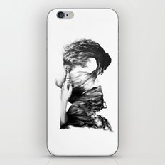 The Sea and the Rhythm // Illustration iPhone & iPod Skin