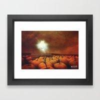 The MeSSiah Framed Art Print