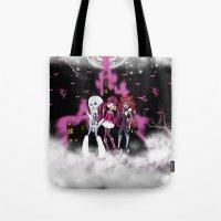 Monster High Tote Bag