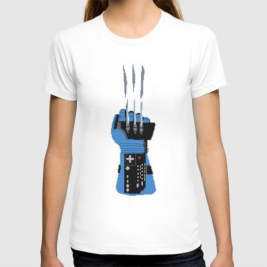 Power Glove Love: Wolverine T-shirt