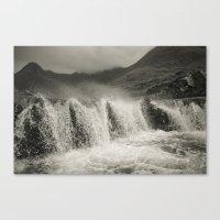 Gaelic Winter Canvas Print