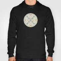 Millefiori Floral Lattice Hoody