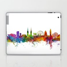 Belfast Northern Ireland Skyline Laptop & iPad Skin