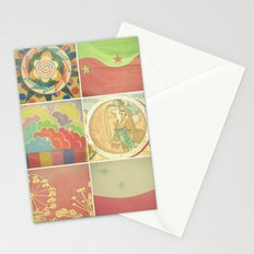 Fairground Details Stationery Cards
