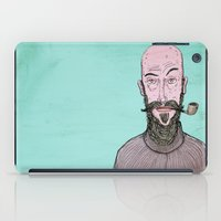 The Hipster iPad Case