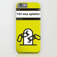 No026 MY Beloved Book Icon poster iPhone 6 Slim Case