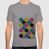 CMYK IV Mens Fitted Tee Athletic Grey SMALL