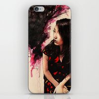 Nothing Is Ever Left Outstanding iPhone & iPod Skin