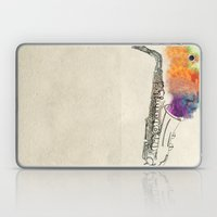 SAX Laptop & iPad Skin
