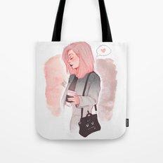 Coffee Luv Tote Bag