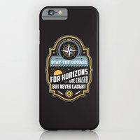 iPhone & iPod Case featuring Stay The Course by Victoria Spahn