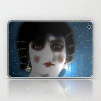 Renee Carl, French Actress (1913) Laptop & iPad Skin