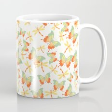 Butterflies and Dragonflies Mug