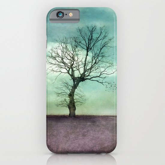 ATMOSPHERIC TREE I iPhone & iPod Case