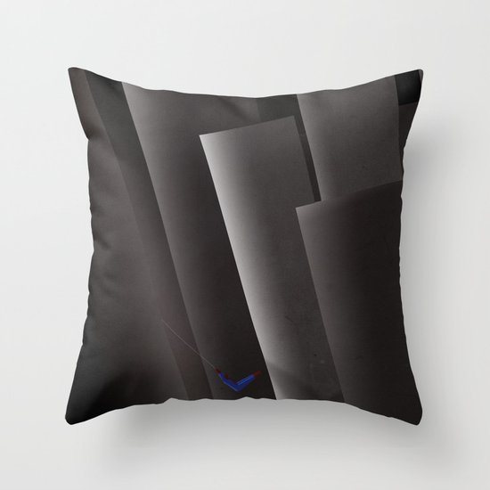 SMOOTH MINIMALISM - Spiderman Throw Pillow