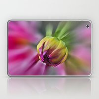 Flower In Bloom Laptop & iPad Skin
