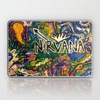 nirvana Laptop & iPad Skin