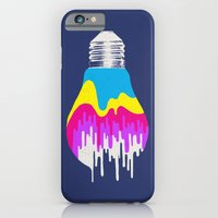 iPhone & iPod Case featuring Colors of Light by Erik Sandi Satresa