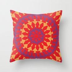 Arabian Tribal Throw Pillow
