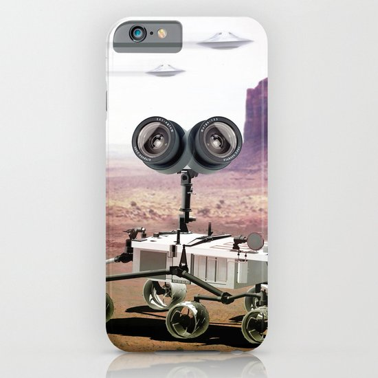 Behind you iPhone & iPod Case