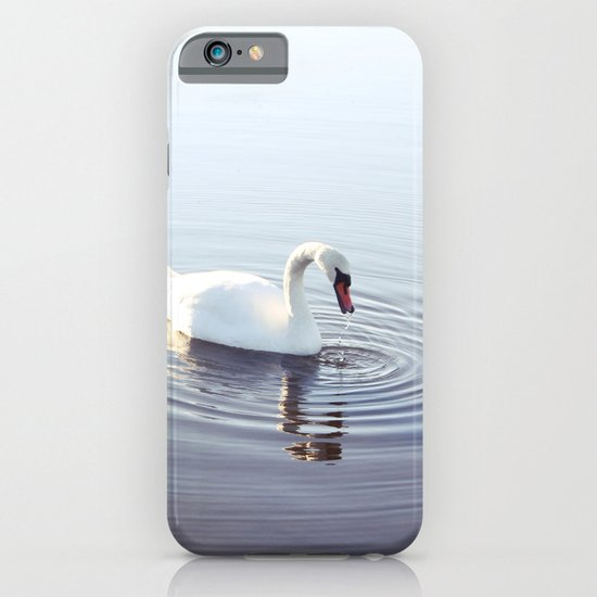 the beautiful swan iPhone & iPod Case
