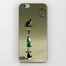 Equilibrium III iPhone & iPod Skin