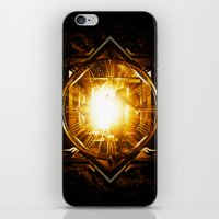 Back in Time iPhone & iPod Skin