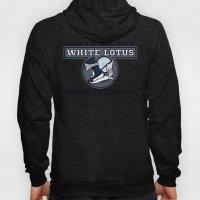 White Lotus in Training Hoody