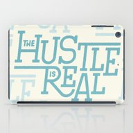 iPad Case featuring The Hustle Is Real by Josh LaFayette