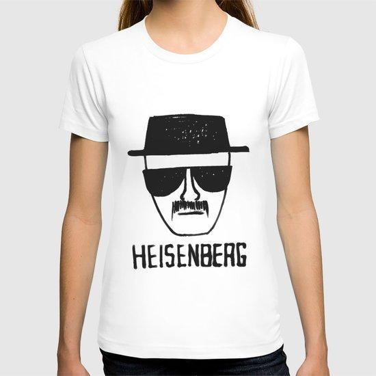Heisenberg - Breaking Bad Sketch T-shirt