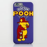 Doctor Pooh iPhone 6 Slim Case