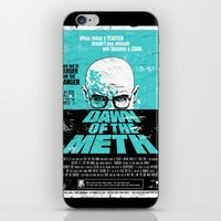 Dawn of The Meth (Breaking Bad, Heisenberg) iPhone & iPod Skin
