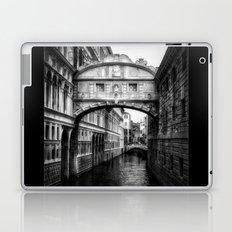 Ponte dei Sospiri | Bridge of Sighs - Venice  Laptop & iPad Skin