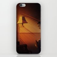 Parasomnia 03 iPhone & iPod Skin