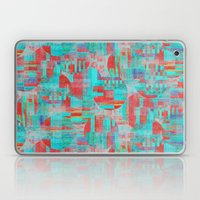 Sizzle circle work Laptop & iPad Skin