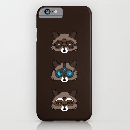 Raccoons iPhone & iPod Case